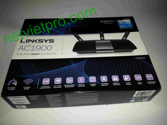 Linksys EA6900 Smart Wifi