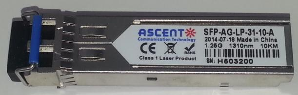 Sfp Ascent