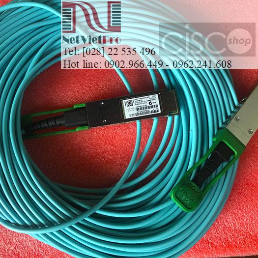 Cable DAC Cisco QSFP-100G-AOC (1M, 2M, 3M, 5M, 7M, 10M, 15M, 20M, 25M, 30M)
