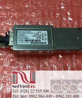 Module Quang Cisco CXP-100G-SR10 850m Chính Hãng