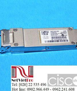 Module Quang Cisco QSFP-40G-SR4 Chính Hãng