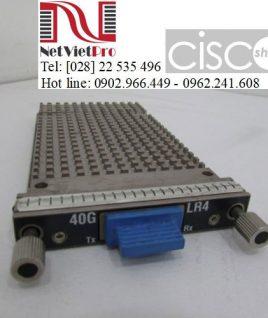 Module quang Cisco CFP-40G-LR4 SMF 1310nm 10km SC Transceiver