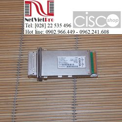 Module quang Cisco X2-10GB-LX4 MMF 1310-nm SC Duplex 300m Transceiver