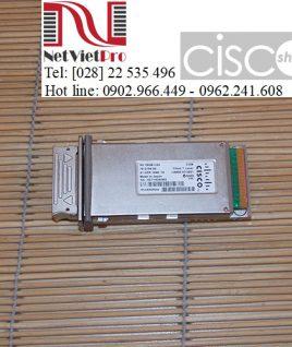 Module quang Cisco X2-10GB-LX4 MMF 1310-nm SC Duplex 300m Transceiver