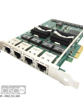 Intel EXP19404PTG1P20 Pro/1000 PT Quad Port 1gb Adapter Card