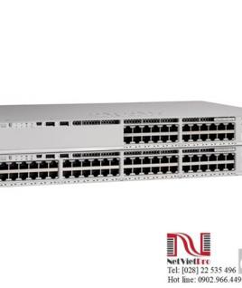 Cisco C9200-24T-A Catalyst 9200 24 Port Data Switch, Network Advantage