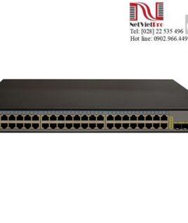 Switch Huawei S1720-52GWR-4P 48 Ethernet 10/100/1000 ports AC 110/220V