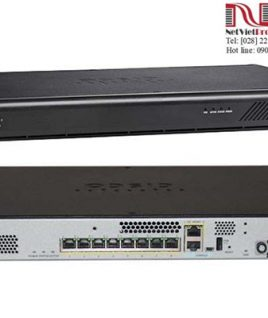 Cisco Firewall ASA5508-K9 with FirePOWER services, 8GE Data, 3DES/AES