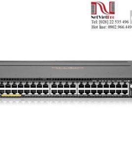 Thiết bị Switch Aruba 3810M 40G 8 HPE Smart Rate PoE+ 1-slot (JL076A)