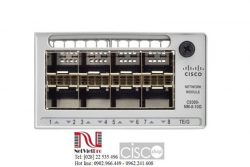 Card mạng Cisco C9300-NM-8X 10GE SFP Network Module‎