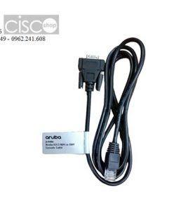 Aruba X2C2 RJ45 to DB9 Console Cable (JL448A)