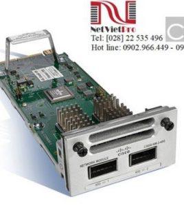 Card mạng Cisco C9300-NM-2Q chính hãng