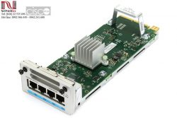 Card mạng Cisco C9300-NM-4M Catalyst 9300 4 x MGig