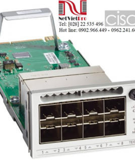 Card mạng Cisco C9300-NM-8X 10GE SFP Network Module