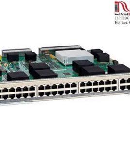 Line card Switch Cisco C6800-48P-SFP= 1GE fiber module