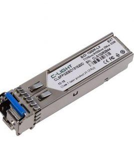 Module quang SFP 1 sợi quang 1.25G, LC, DDM 1310/1550 20km