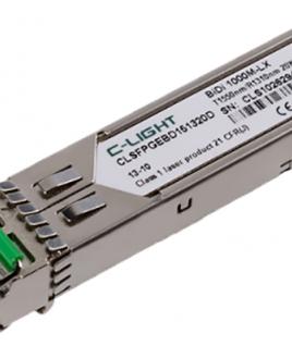 Module quang SFP 1 sợi quang 1.25G, LC, DDM 1550/1310 20km