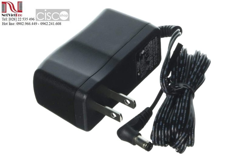 Power Adapter Ruckus 902-0173-XX00 AC/DC wall plug, 100-240Vac 50/60Hz