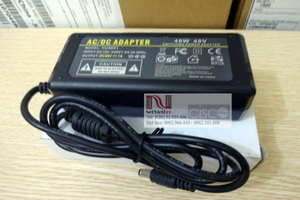 Power Adapter Ruckus 9902-0170-XX00 48VDC 0.68A