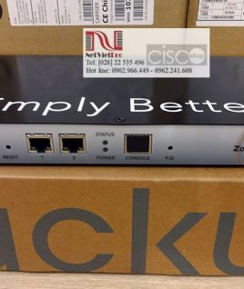 Ruckus 901-1205-UK00 ZoneDirector 1200 Enterprise-Class Smart Wireless LAN Controller