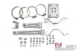 Ruckus 902-0125-0000 Mounting Kit for ZoneFlex T610, T610s, T710, T710s