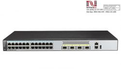 Switch Huawei S5720S-28P-SI-AC 24 Ethernet 10/100/1000 ports