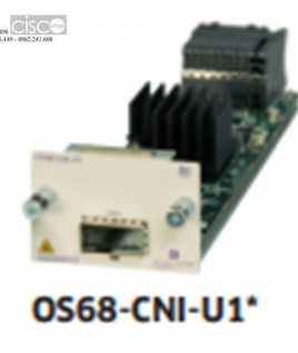 Alcatel-Lucent Expansion Module OS68-CNI-U1