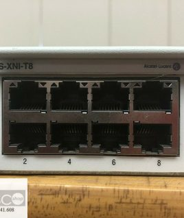 Alcatel-Lucent Interface Card OS-XNI-T8
