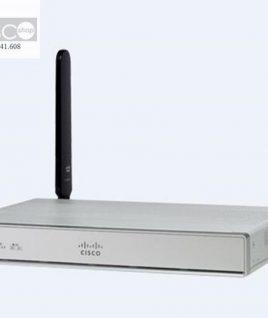 Thiết bị mạng Router Cisco C1111-4P cũ đã qua sử dụng