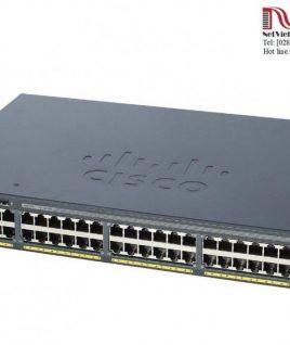 Thiết bị mạng Switch Cisco WS-C2960X-48TS-LL cũ đã qua sử dụng