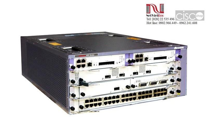 Huawei NetEngine NE40E-X3 Series Router CR52-BKPE-5U-AC