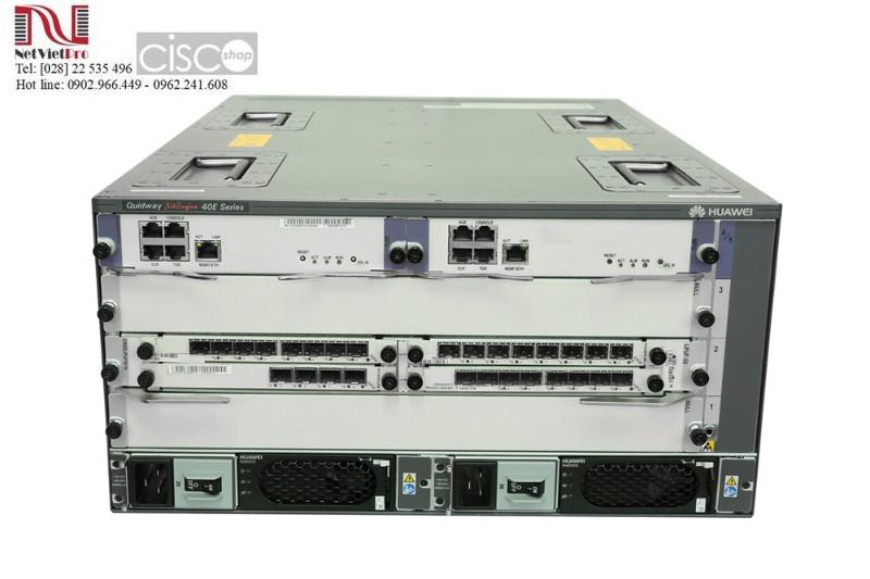 Huawei NetEngine NE40E-X3 Series Routers CR52-BKPE-4U-DC